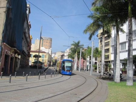 moderne Strassenbahn