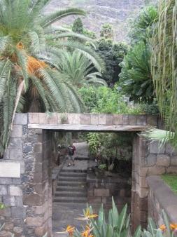 Parkanlage Garachico