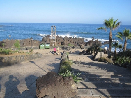parkanlage playa jardin