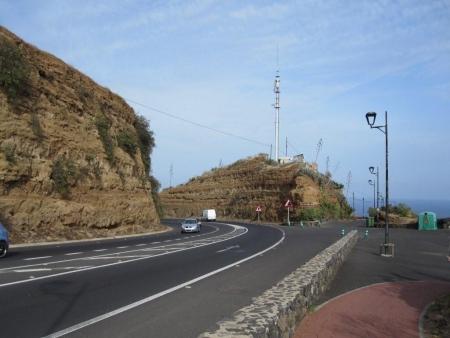 Parkplatz Rambla de Castro