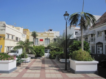 Plaza Manuel Ballesteros