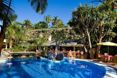 Poolbar im Hotel Puerto de La Cruz