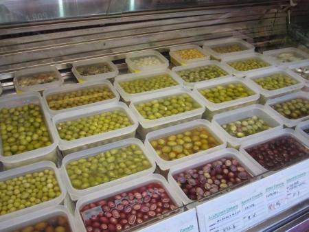 Rezepte Oliven