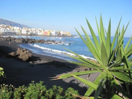romantische bucht playa jardin