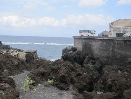 Stadt und Hafen Garachico