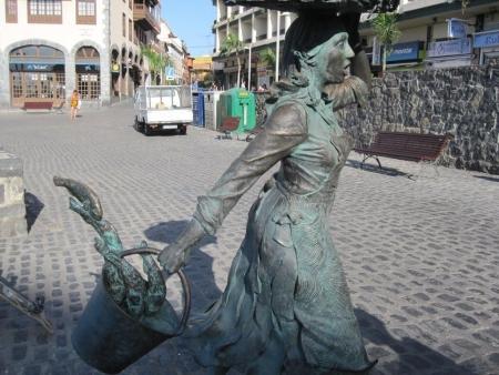 Statue Hafen