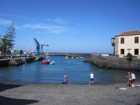 Strand Hafen
