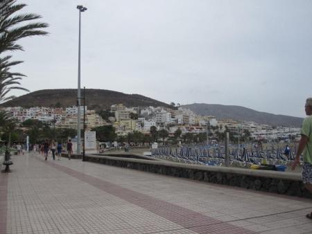 Strandpromenade Los Cristianos