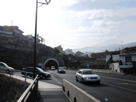Strasse San Pedro