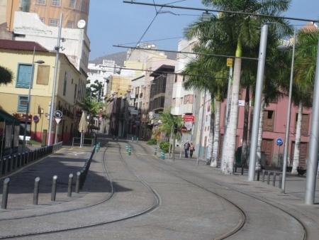 Strassenbahn Santa Cruz