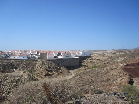 Teneriffa Ende Siedlung