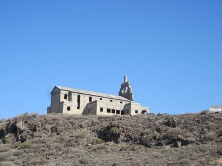 Teneriffa Kirche Alt