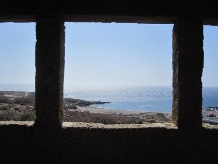 Teneriffa Kirchenfenster