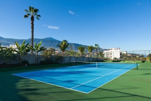 Tennisplatz im Hotel Puerto de La Cruz