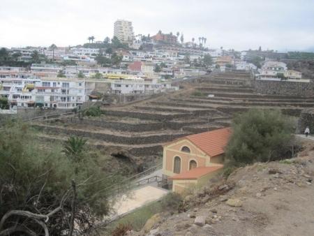 Wasserpumpstation  Barranco