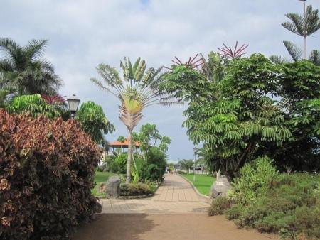 Wege Playa Jardin