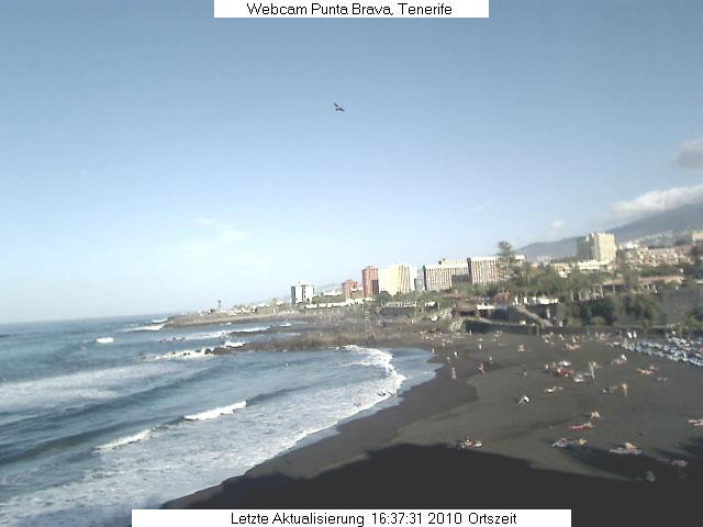 Webcam puerto de la cruz teide webcam teneriffa - Puerto de la cruz webcam ...